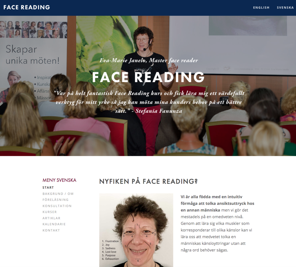 Facereading