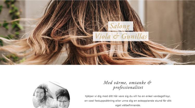 Viola & Gunillas exempel
