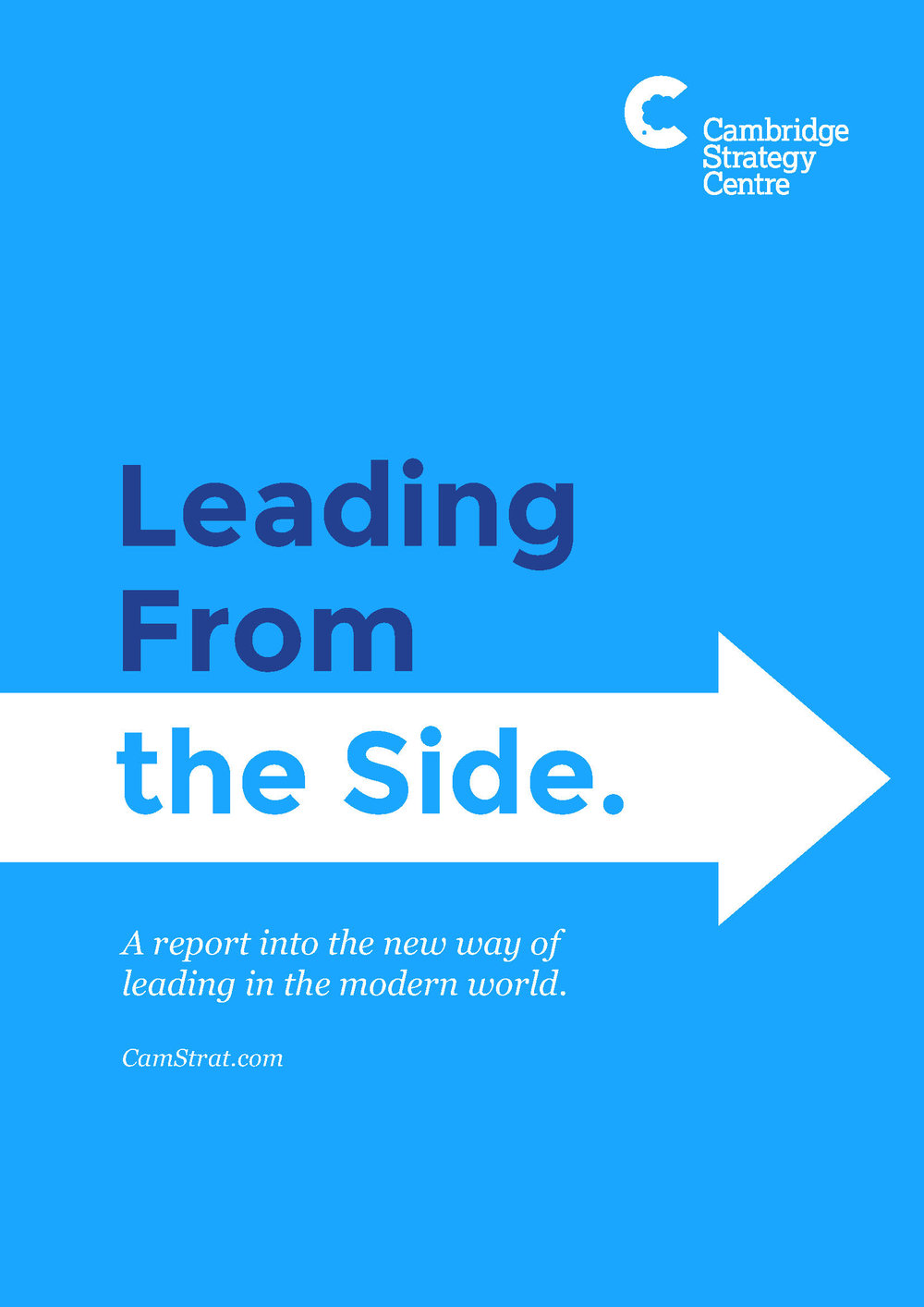 A report into the new way of leading in the modern world -