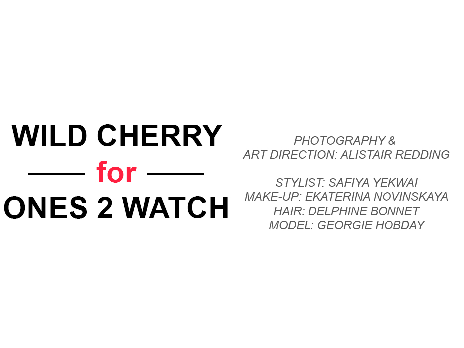 Wild Cherry for Ones 2 Watch