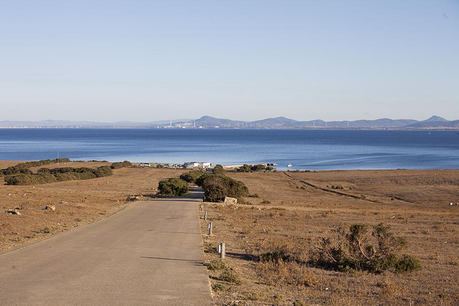 Вид на порт Fornelli