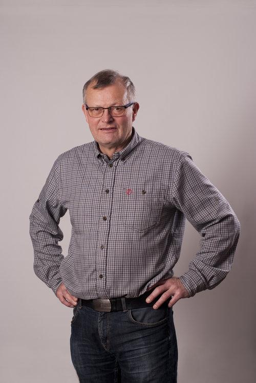 Nils G. Østerhus - 59 år, leder Ressus