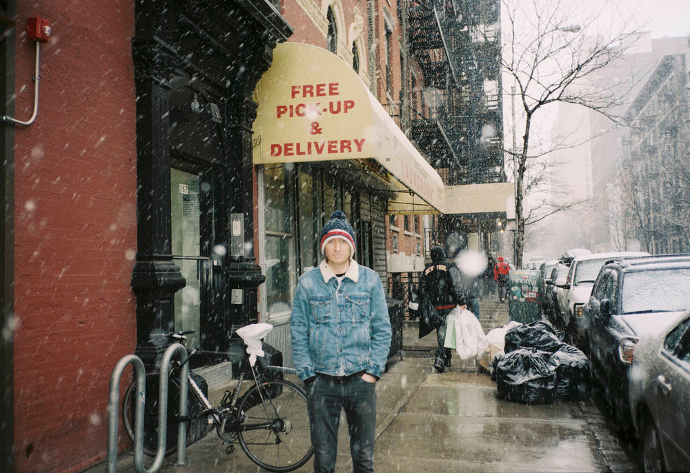Craig in New York