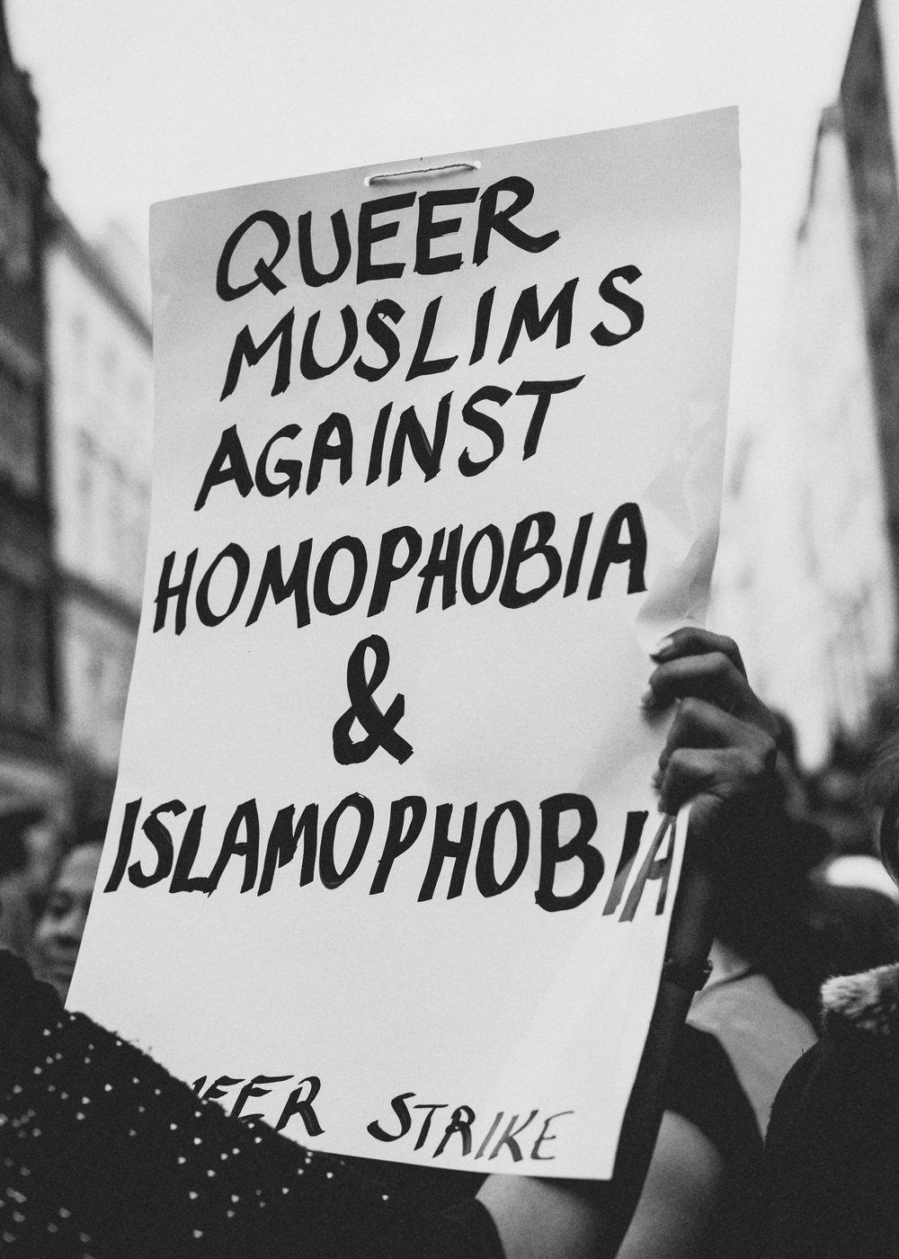 Soho's Vigil for Orlando / i-D