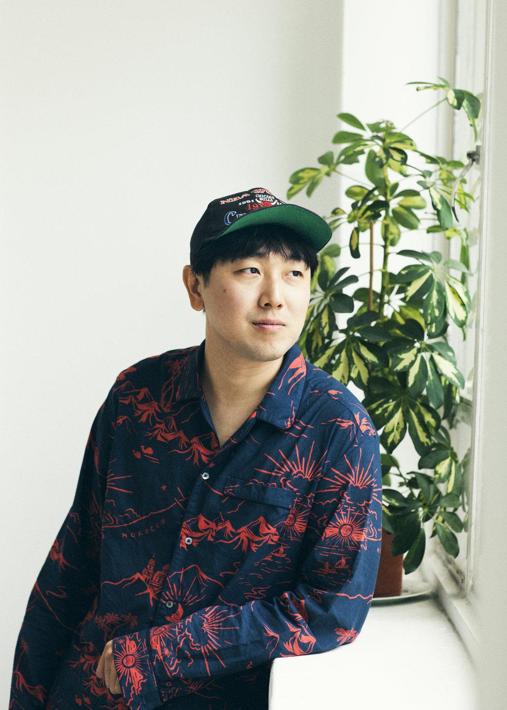 Rok Hwang / Harpers Bazaar