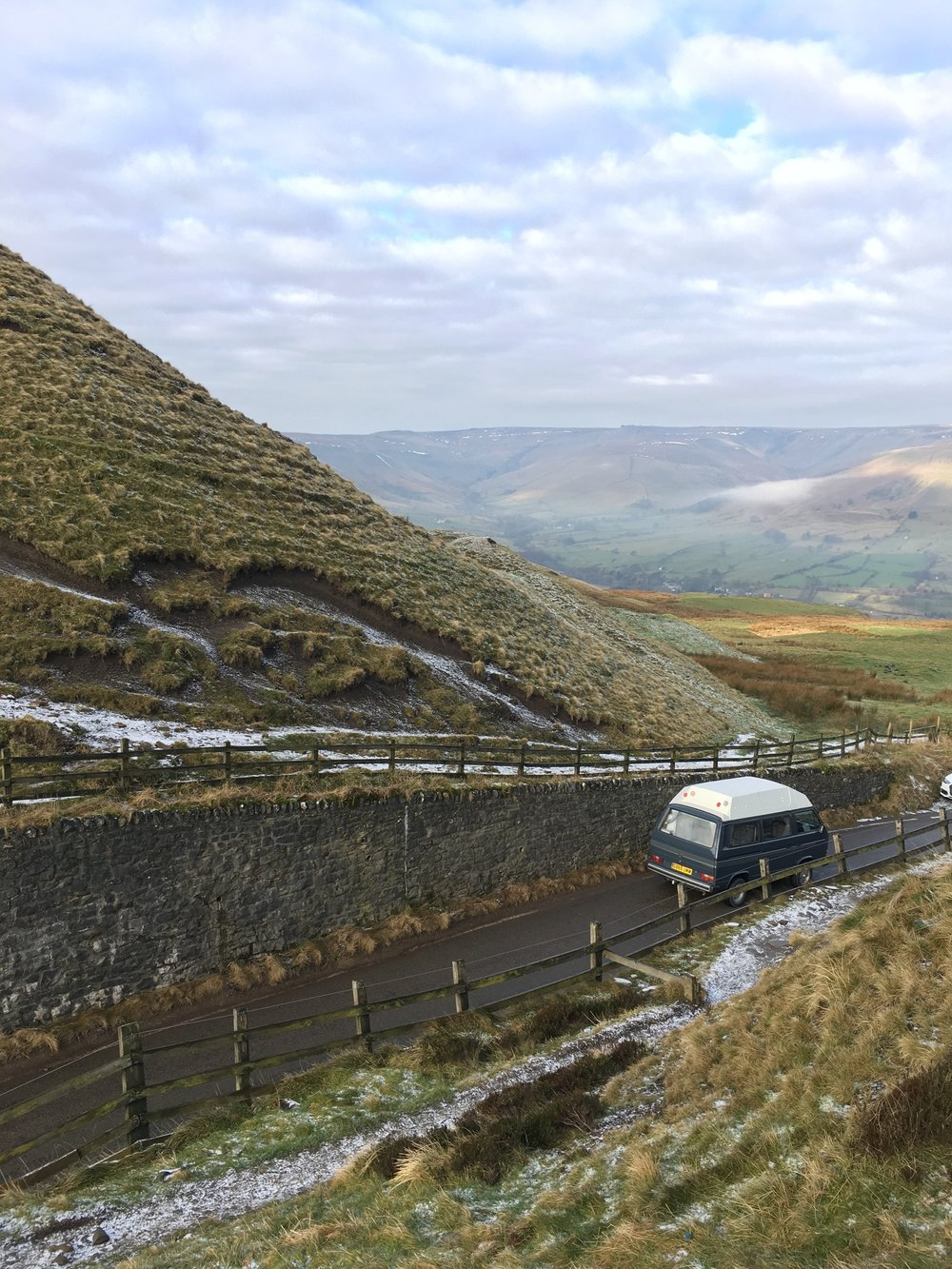 The Edale Road