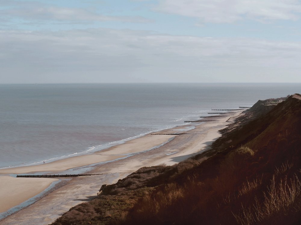 Norfolk's Endless Sands