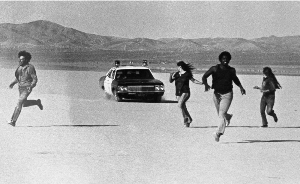 Punishment Park (1970)