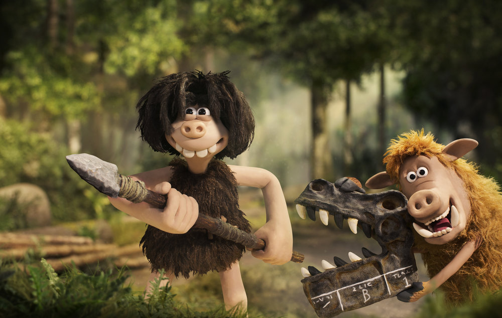 Dug und Hognob in Early Man