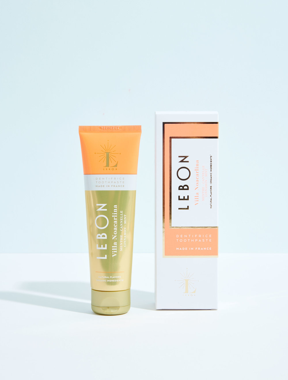 Lebon organic toothpaste - Villa Noacarlina