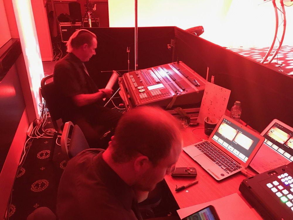 event production newbury