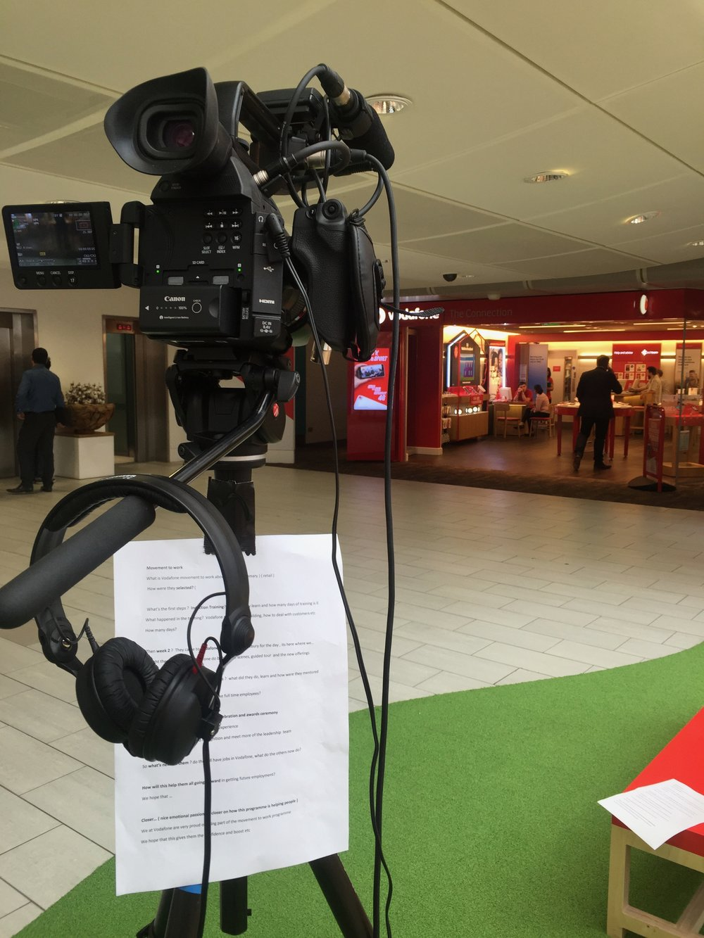 video production newbury