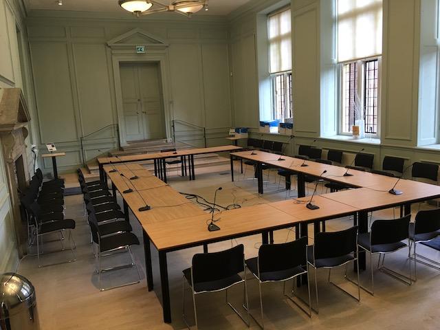 Copy of Audio Visual Oxford