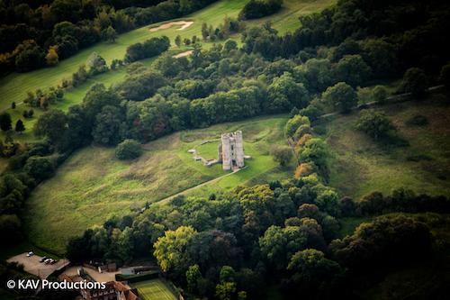 donnington castle 2017