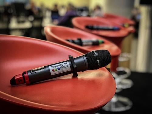 audio visual equipment hire
