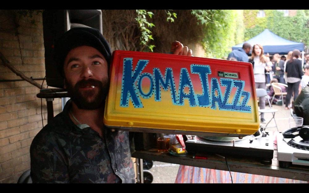 DJ Komajazzz