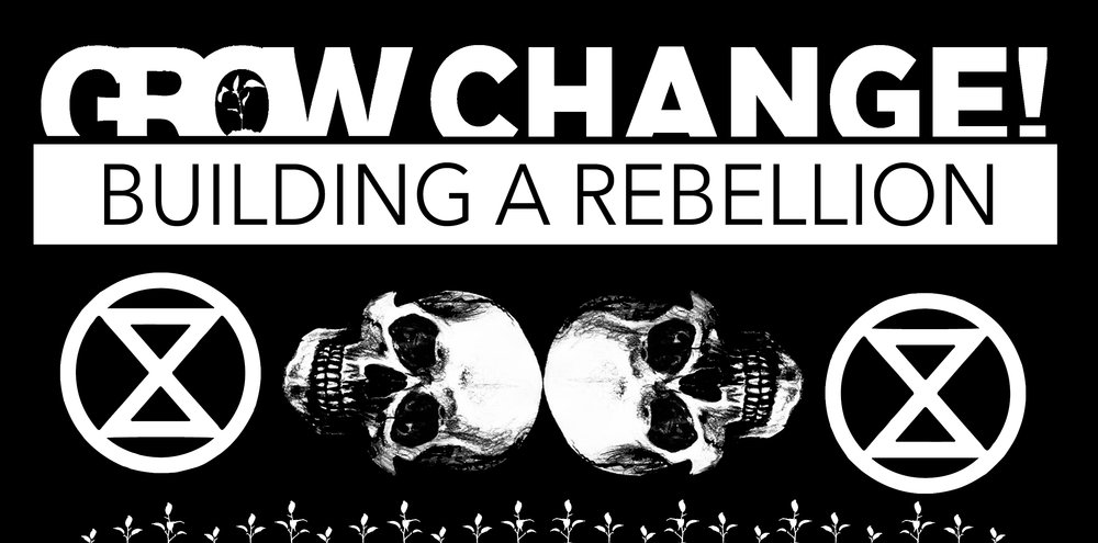 Climate action - building a rebellion