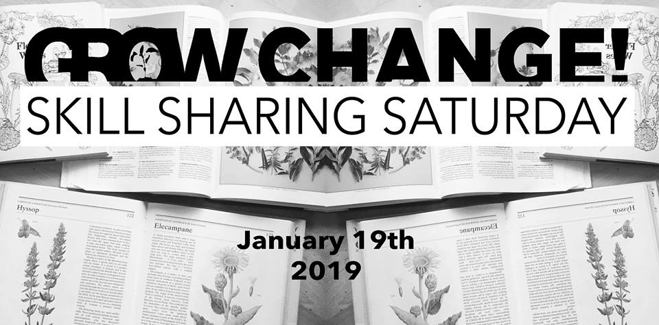 Skill Sharing Saturday