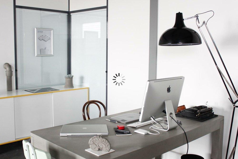 Bertrand office / Pelican story