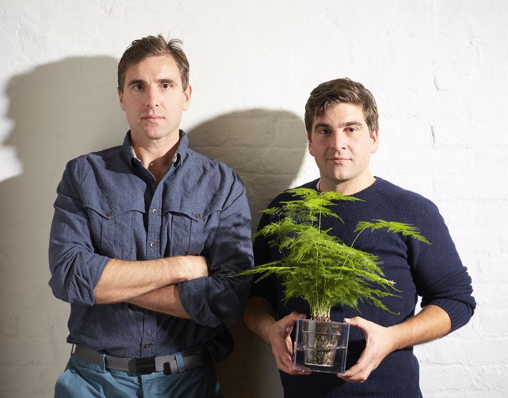 Patrick & Jake Morris