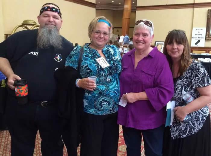 The Hebners, Sara Goodman, Coleen Mimnagh