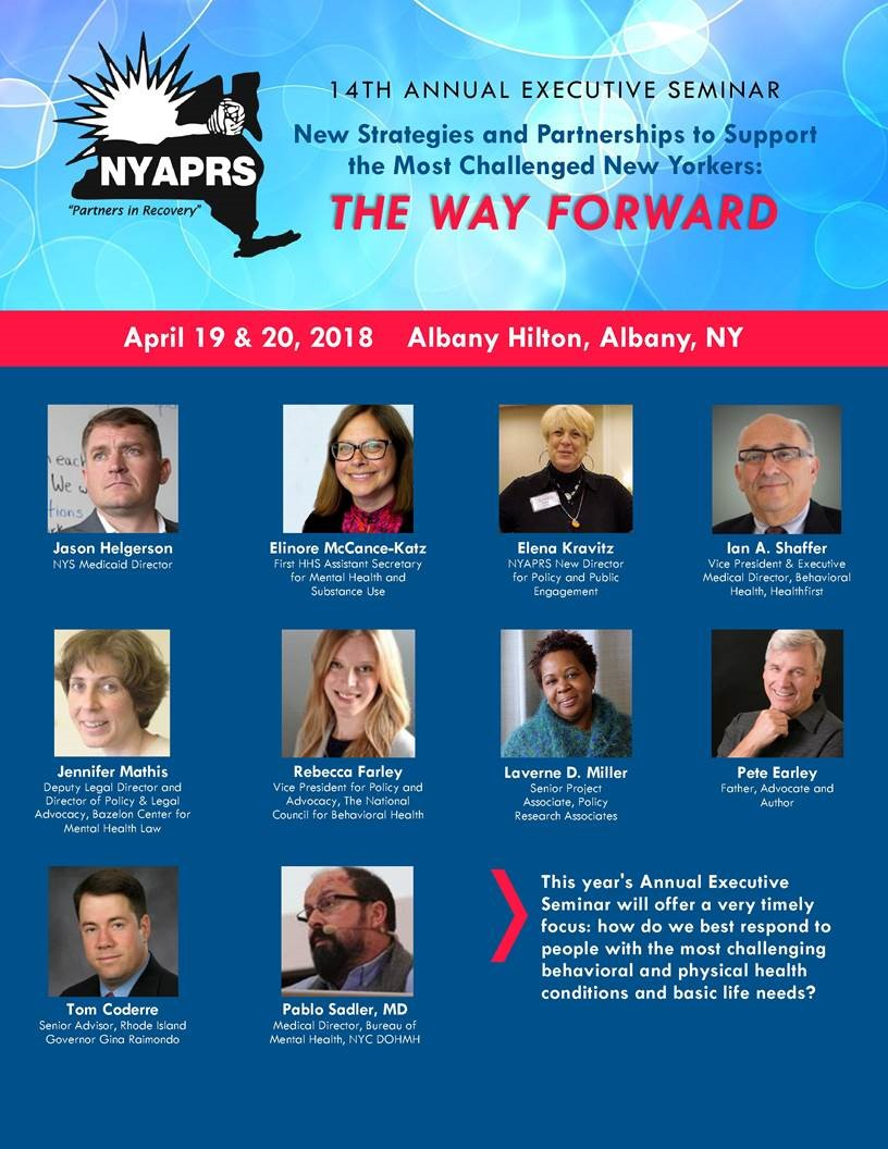 NYAPRS Releases Executive Seminar Program, Registration Details