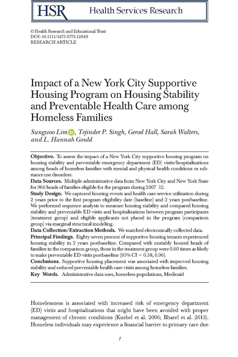 Impact NYC Supportive Housing Program on Housing Stability -Preventable Health Care Homeless Families_Page_01.jpg