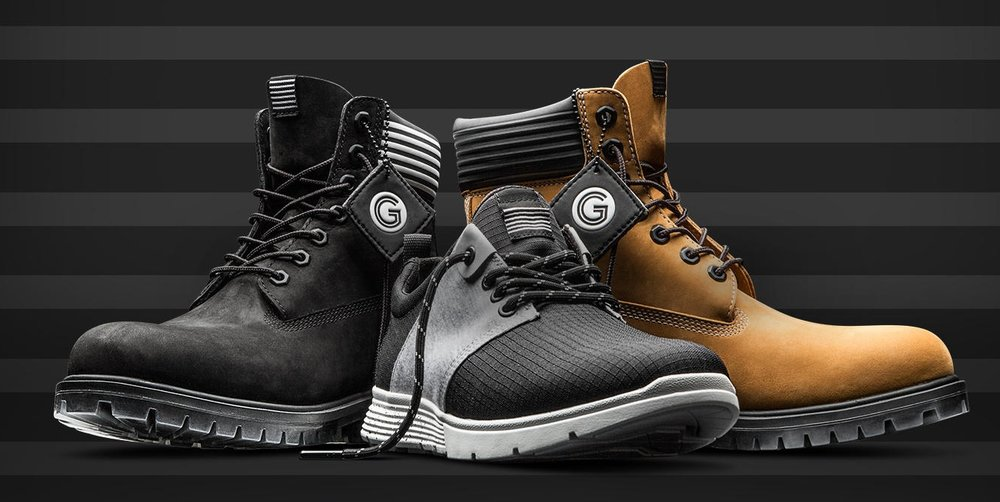 NBA ALL STAR WEEKEND - TIMBERLAND & GRUNGY GENTLEMAN UNITE WITH 6 STRIPES