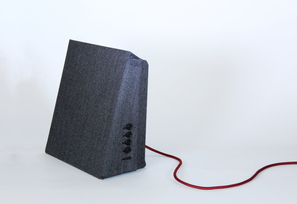 Tailor-made - speaker upholstery