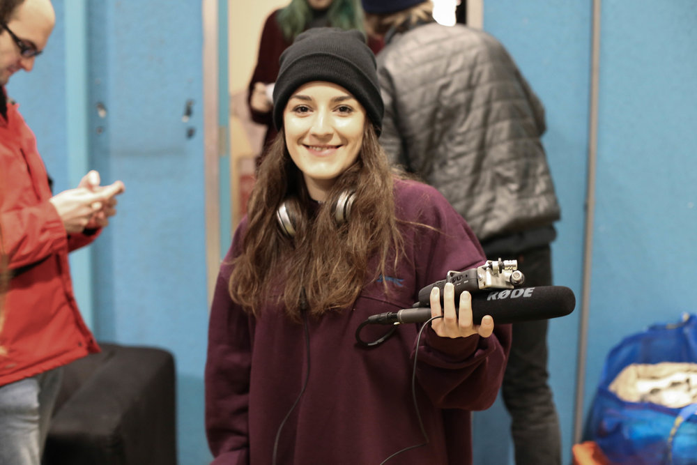 Production Manager: Tilly Karabina