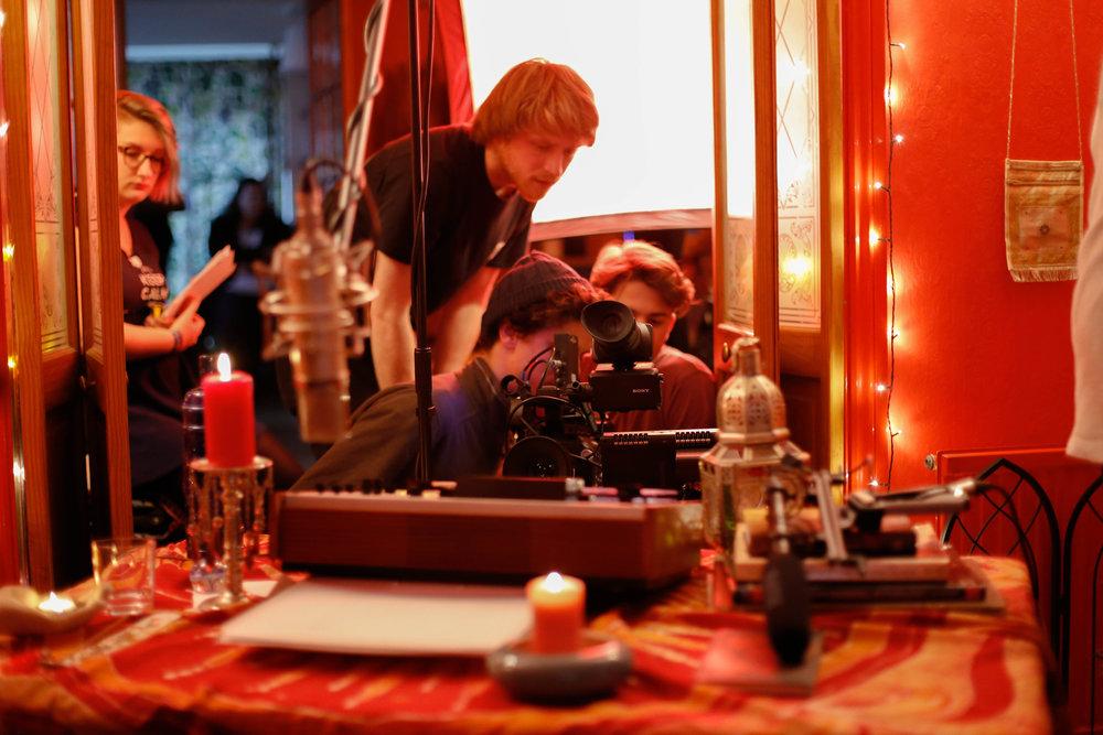 Iris's shoot