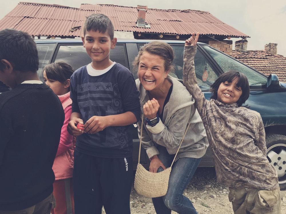 Barna i Bulgaria
