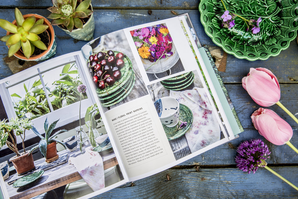 Garden Style: Inspirational Styling for Your Outside Space by Selina Lake  Photography: Rachael Whiting  Ryland Peters and Small £19.99       http://selinalake.co.uk     http://www.rachelwhiting.co.uk