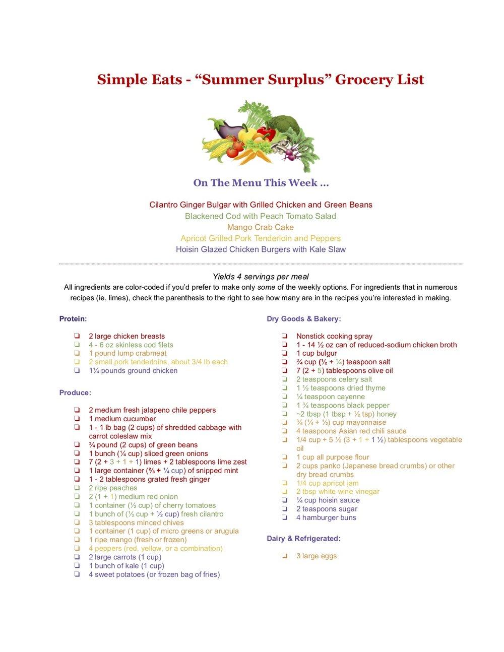 "Simple Eats - ""Summer Surplus"" Grocery List - Google Docs copy.jpg"