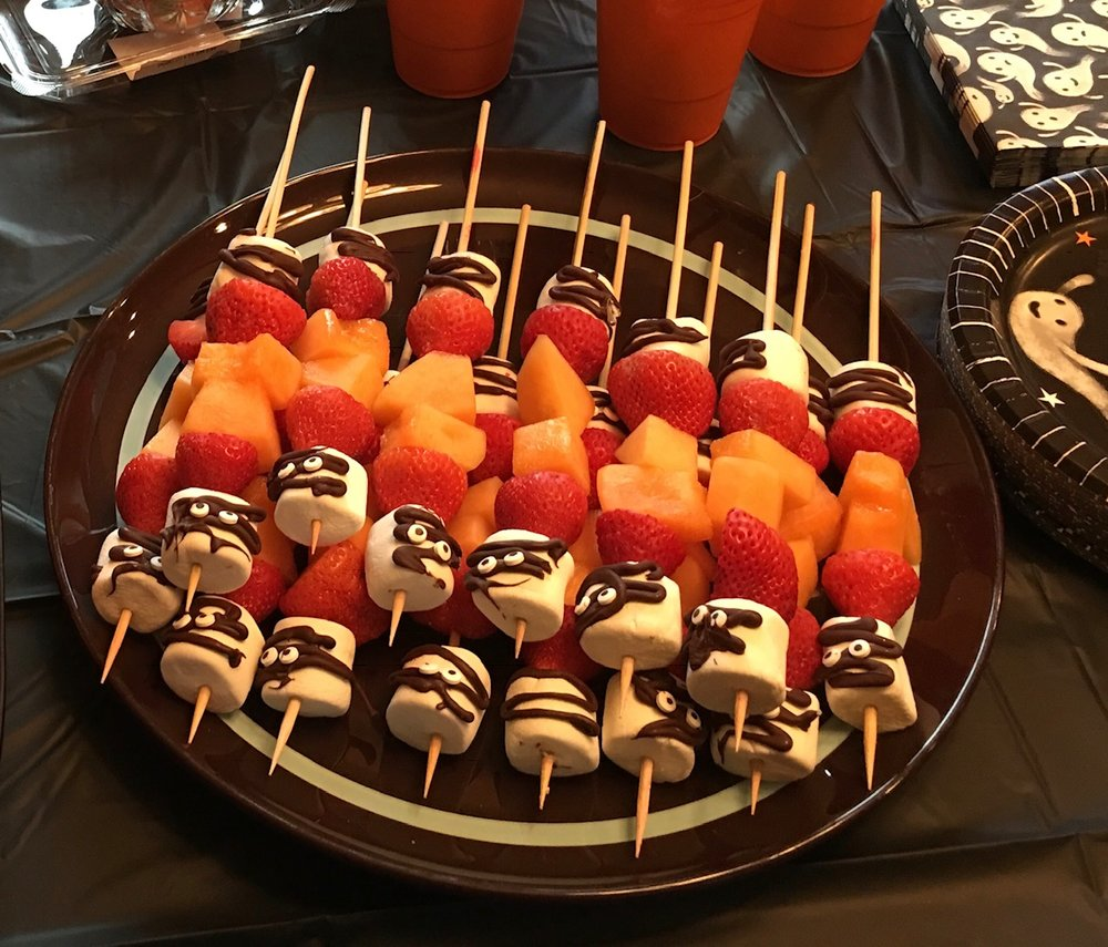 Fruit Kabobs -
