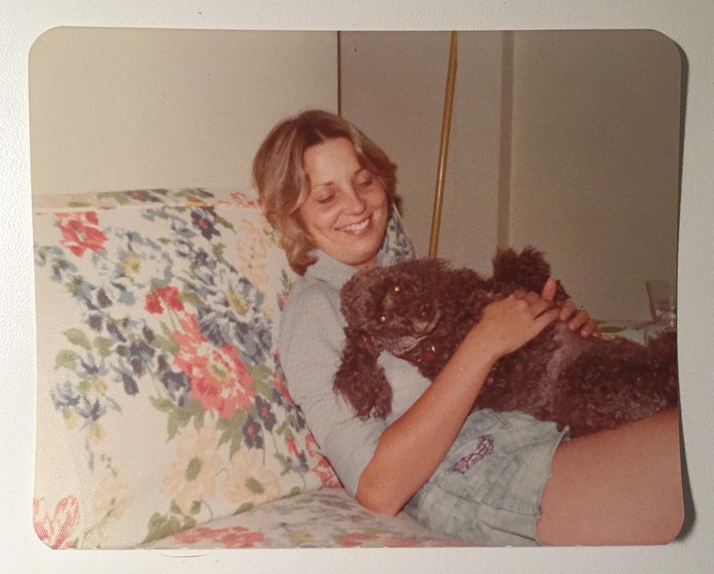 Joanne before she was Mom