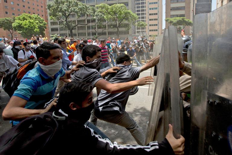 Photo credit: Fernando Llano Associated Press