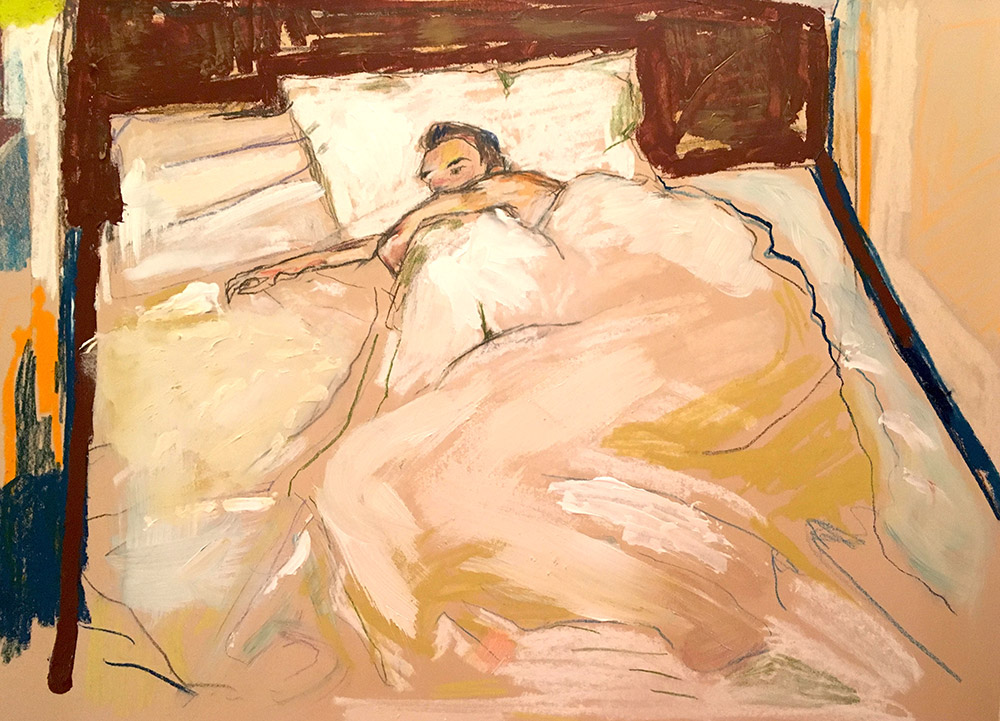 Sleeper  by Andrew Race