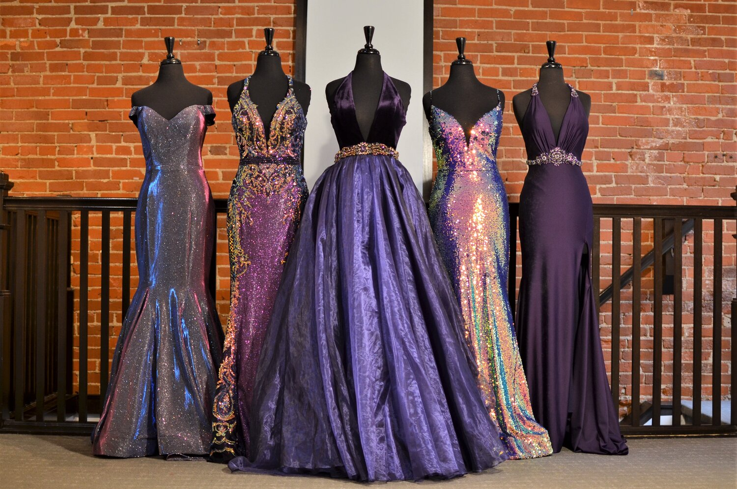 Pageant Dress Registry