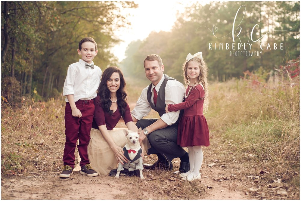 Greenville Family Session