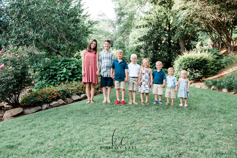 Greenville Extended family session