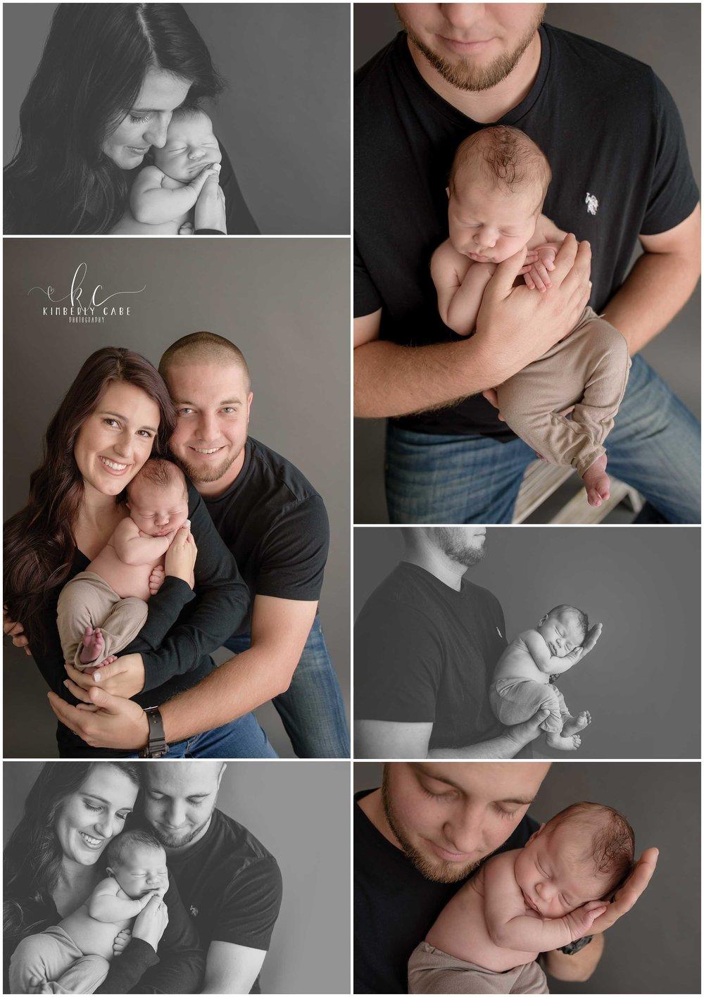 upstate sc newborn photographer studio