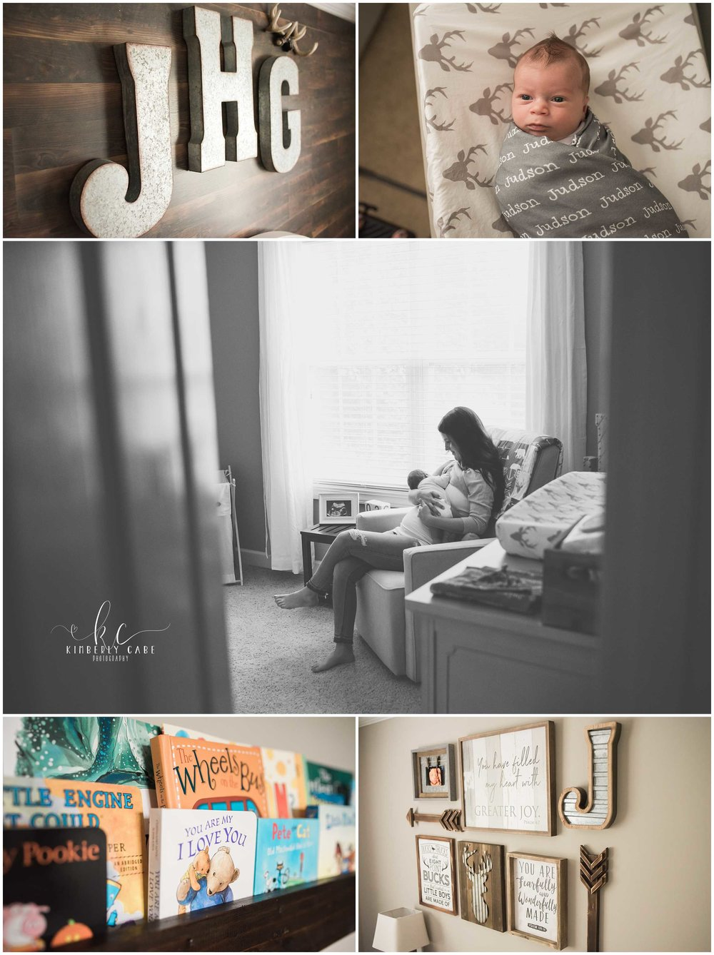 greenville sc lifestyle newborn session