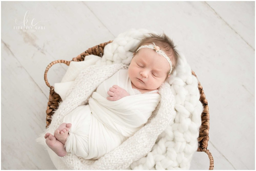 upstate sc newborn photographer