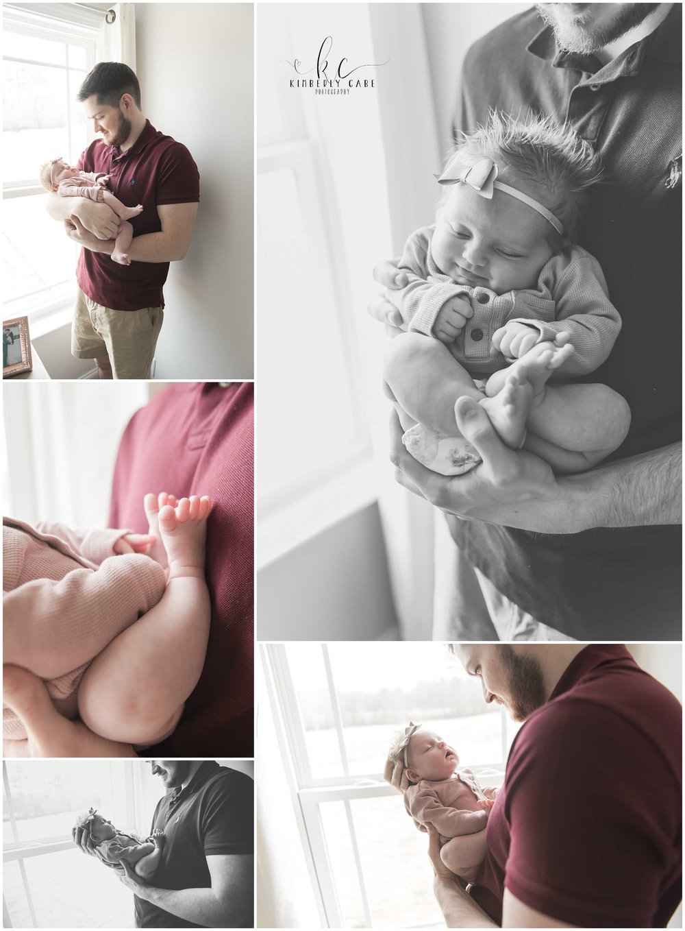 Greenville South Carolina newborn photographer