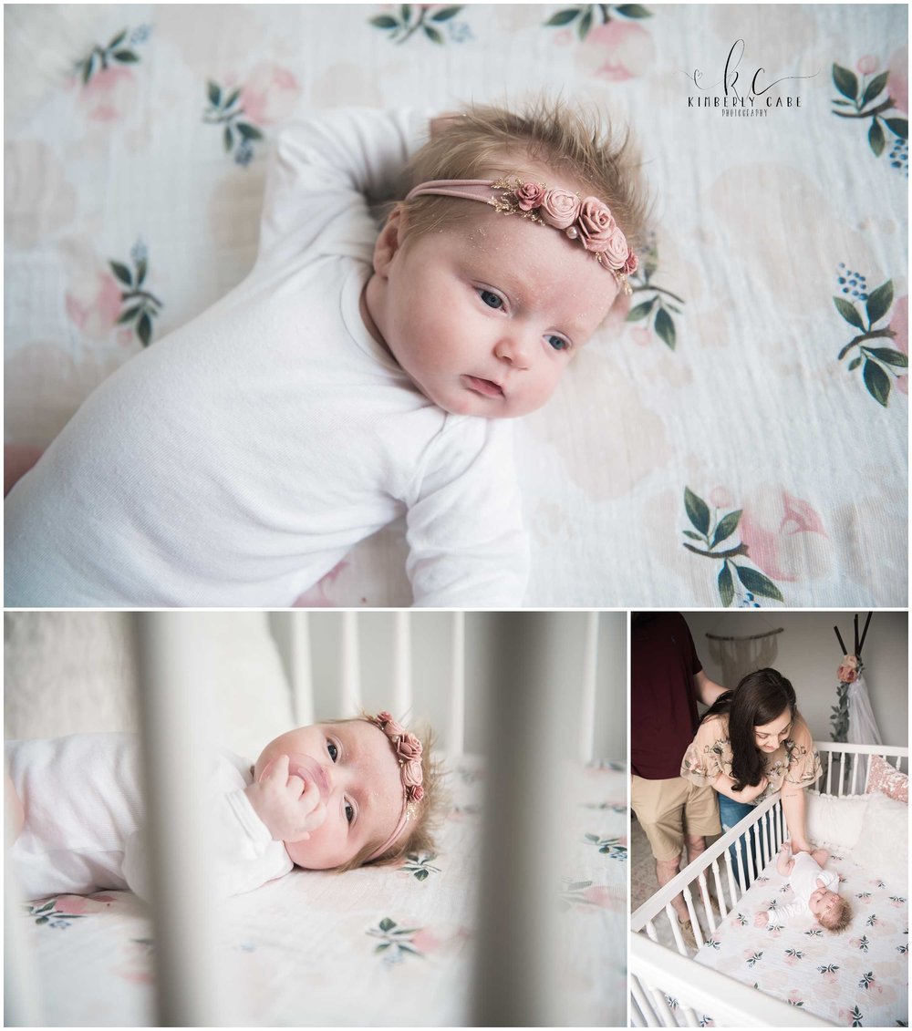 Greenville SC newborn photographer