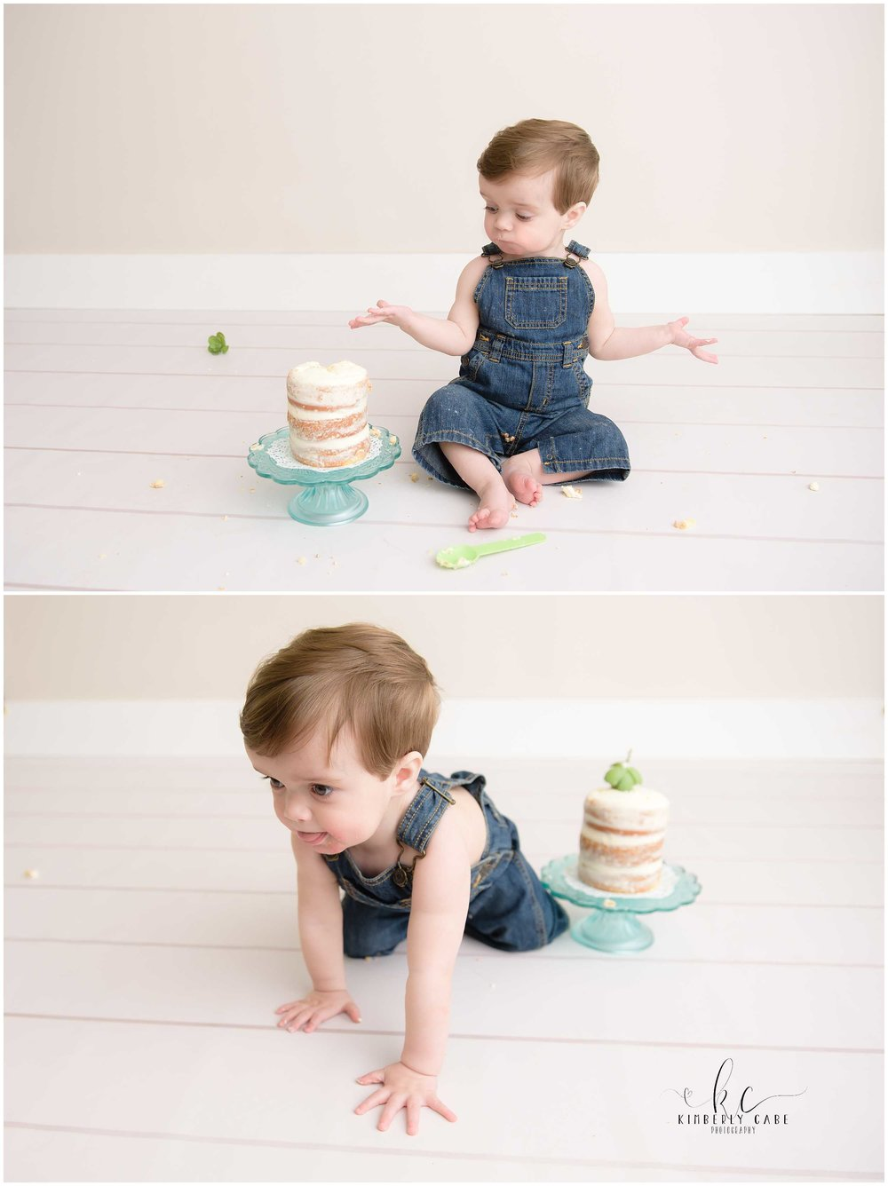 South Carolina cake smash photographer