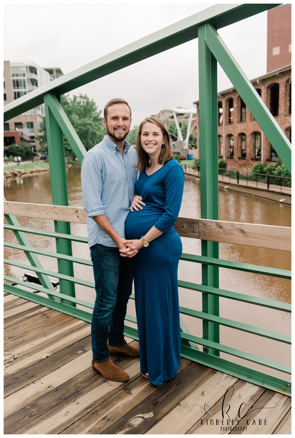 Greenville SC Maternity Session