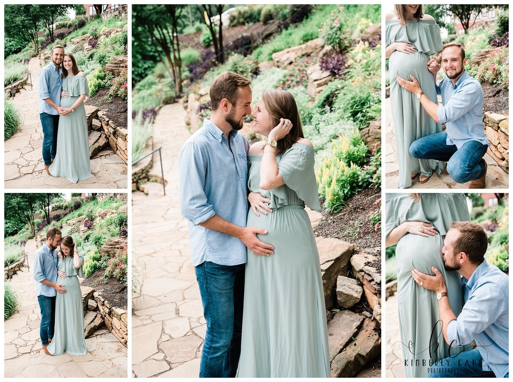 Greenville South Carolina maternity photographer