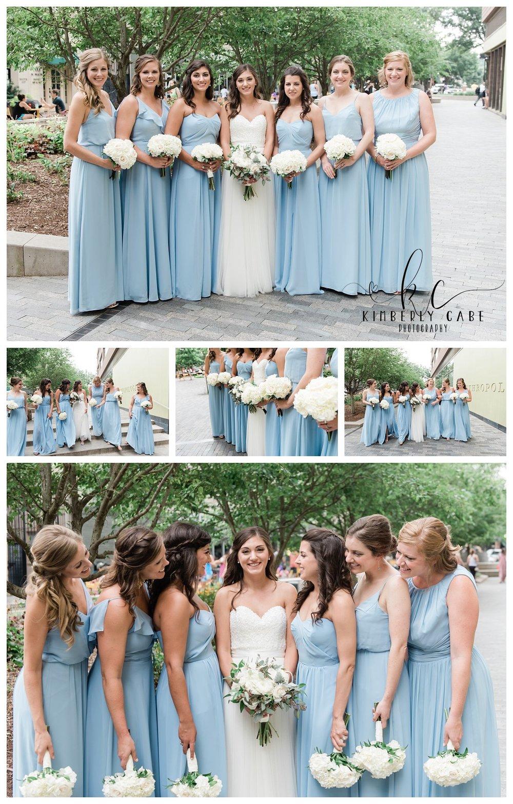 Bridesmaids Greenville SC